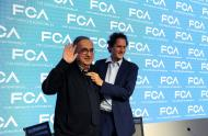 IMAGE: Sergio Marchionne: Chrysler's savior was an outsider and an original