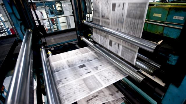 Too many communities are seeing local newspapers close or being taken over by non-local owners.