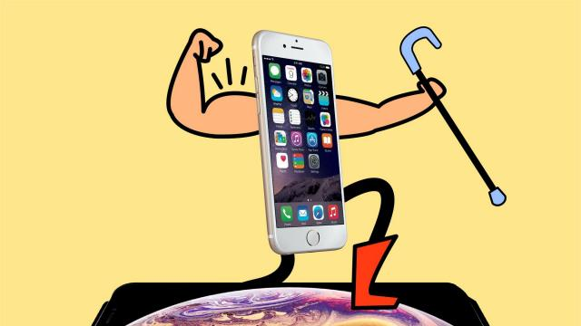 Apple's new operating system has improved the performance of older iPhones as well. (Minh Uong/The New York Times)