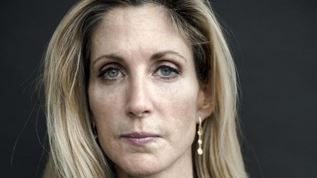 FILE -- Ann Coulter, whose recent best-seller was put out by an imprint of the publishing giant Penguin Random House, in New York, March 29, 2018. You don't have to go deep into the internet to find the baseless conspiracies that provided the backdrop for mass murder in Pittsburgh and the recent pipe-bomb mailings, Jim Rutenberg writes. (Chad Batka/The New York Times)