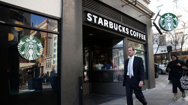 Starbucks wants to open 2,100 new stores next year