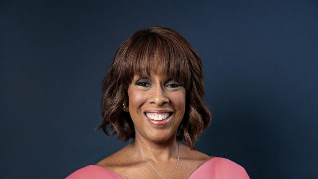 "Gayle King, the co-host of ""CBS This Morning,"" at the CBS Broadcast Center in New York, Oct. 25, 2018. Known for decades as Oprah's best friend, the CBS anchor has become a celebrity in her own right. Even — especially — with the network's men imploding all around her. (Ben Baker/The New York Times)"