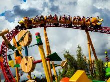 Disney Theme Parks Prepare for Liftoff