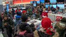 IMAGES: Black Friday 2018: A Not-So-Wild Day for American Shoppers