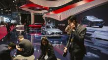 IMAGES: For Carmakers, Auto Shows Are No Longer Can't-Miss Events