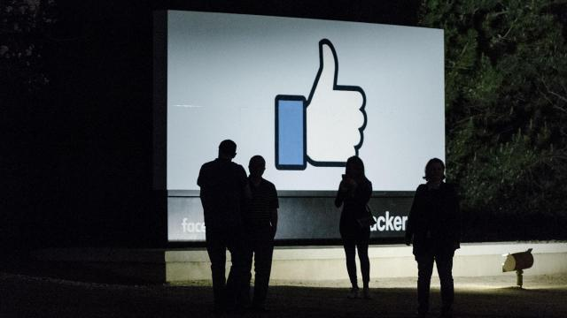 FILE -- The Facebook campus in Menlo Park, Calif., April 9, 2018. Emails and other internal Facebook documents released by a British parliamentary committee on Wednesday show how the social media giant gave favored companies like Airbnb, Lyft and Netflix special access to users' data. (Jason Henry/The New York Times)