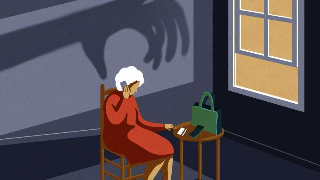 Regulators and companies are working vigorously to stop the spread of callers that try to get consumers — in particular, older people — to hand over money or private information. (Boyoun Kim/The New York Times) -- NO SALES; FOR EDITORIAL USE ONLY WITH NYT STORY RETIRE PHONE FRAUD ADV09 BY ELIZABETH OLSON FOR DEC. 09, 2018. ALL OTHER USE PROHIBITED. --.