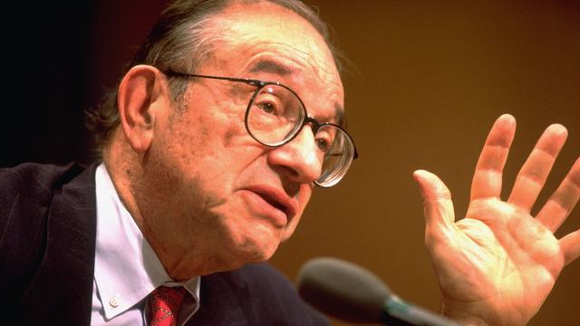 Alan Greenspan: Investors should prepare for the worst