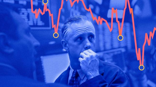 Presidents play with fire when they brag about the stock market