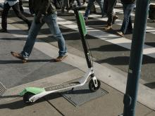 In Portland, Scooter Startups Played Nice. Regulators Took Note.