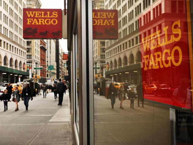Wells Fargo's profit climbs despite CEO search, pressure from rates