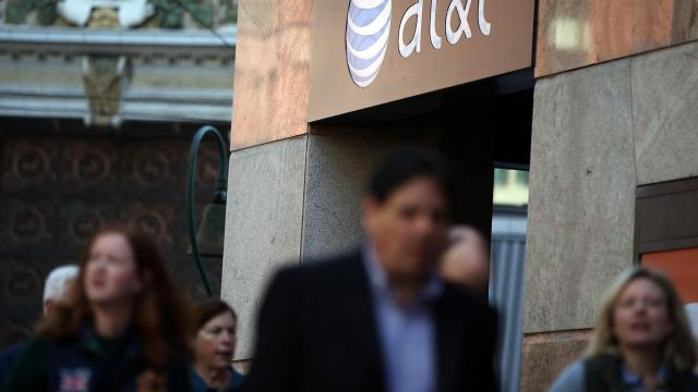 Activist investor takes a big stake in AT&T, pushing for spinoffs and major changes
