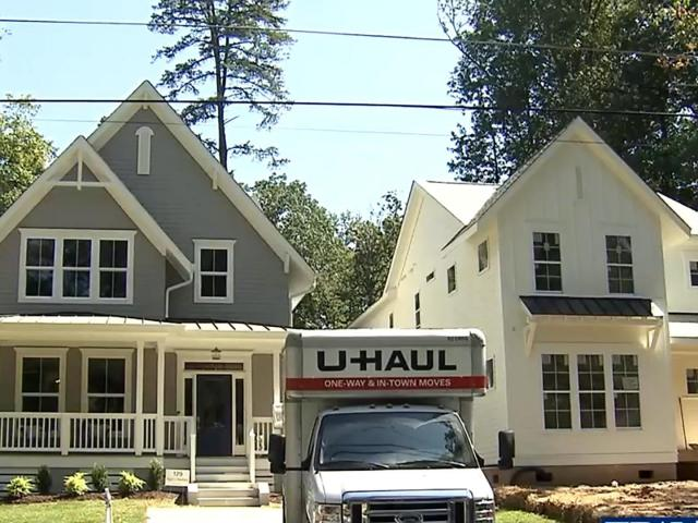 The CIty of Raleigh is surveying residents about their priorities for property development.