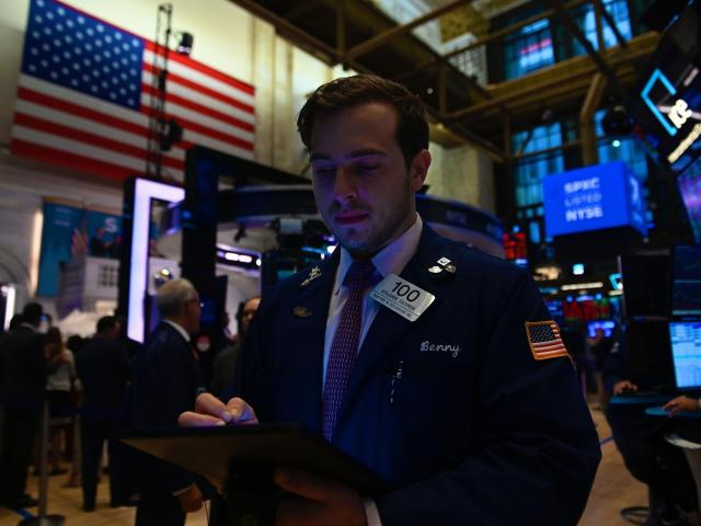 The rally in US stocks has begun to fizzle out this quarter