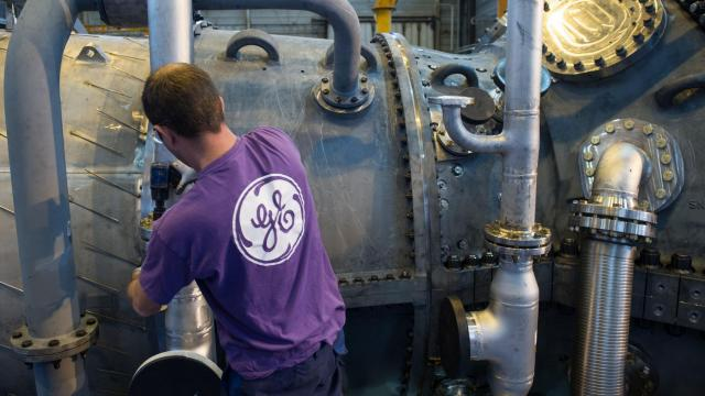 Inside the quest to save GE