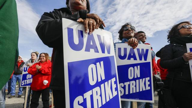 GM strike over as workers ratify new labor deal