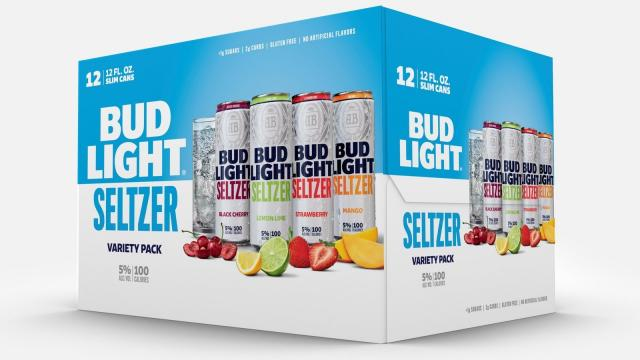 Bud Light is coming out with hard seltzer