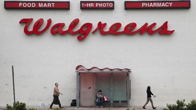 Walgreens may get scooped up in the largest private equity deal in history, report says