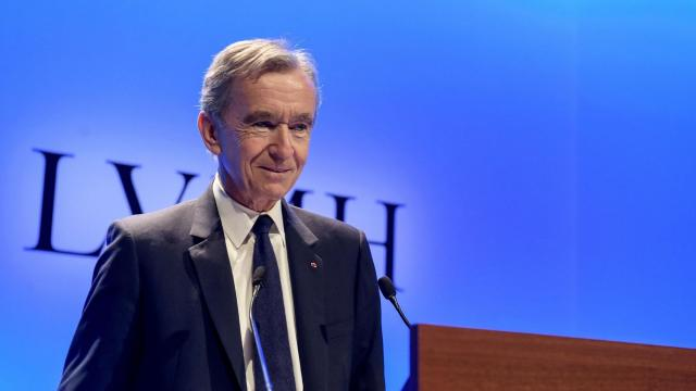 Bernard Arnault could surpass Jeff Bezos to become the world's richest person