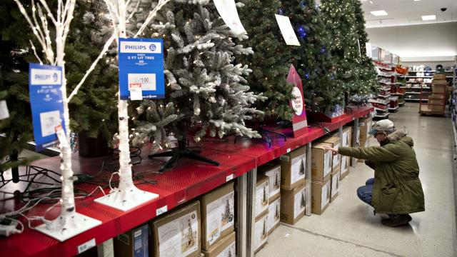 Target's holiday season was a letdown. Costco's wasn't