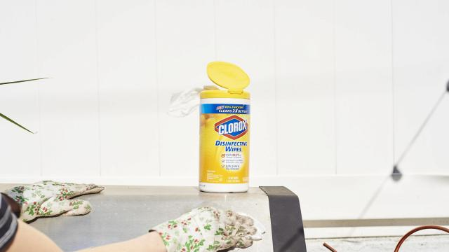 Stocks tanked on coronavirus fears. But the companies that make your cleaning products got a boost