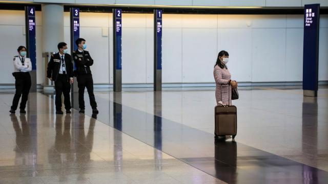 Facebook and Microsoft among companies banning China travel after outbreak