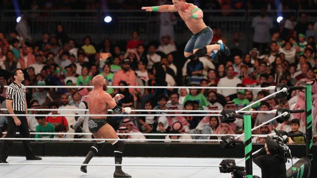 WWE stock gets body slammed by executive shakeup