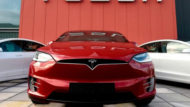 Tesla will sell new shares to raise up to $2.3 billion