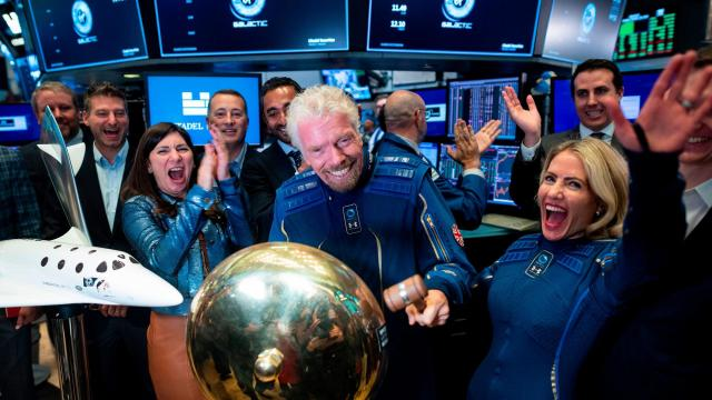 Virgin Galactic shares have skyrocketed nearly 200% already this year
