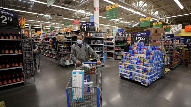 Face masks, hand sanitizer and toilet paper: Coronavirus panic shopping hits American stores