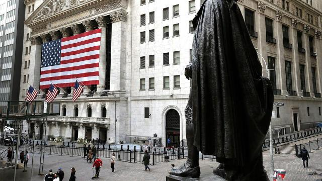 US stock futures jump after European Central Bank announces economic rescue package
