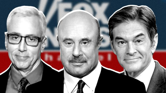Fox News keeps inviting TV doctors on air who say crazy things