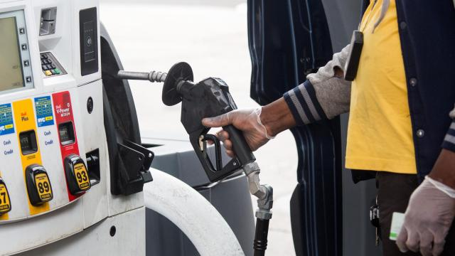 What does it mean when oil prices go negative? No, it doesn't mean the gas station will pay you to fill up