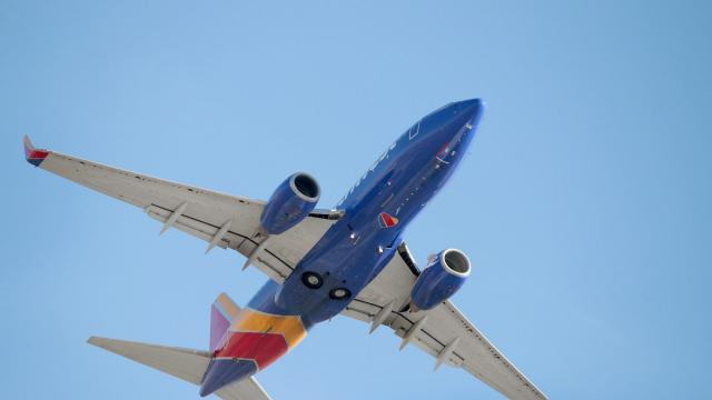 Southwest Airlines posts first loss in 11 years