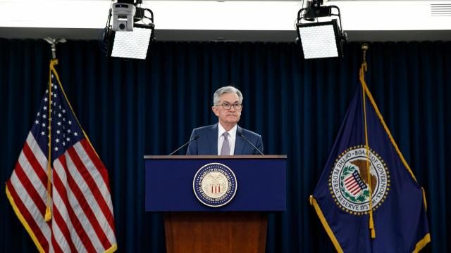 Fed commits to use 'full range of tools' to help the economy through unprecedented time