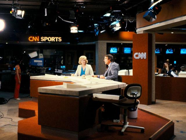 CNN turns 40 today. Here's what it was like on Day One