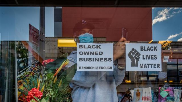Apps highlighting black-owned businesses see a surge in support during pandemic and protests