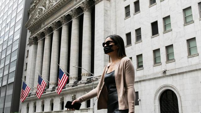 Nasdaq hits new record as global stocks rally