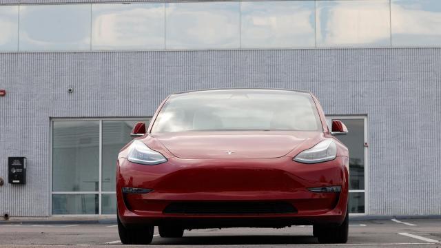 Tesla has soared 50% since announcing its stock split — last week