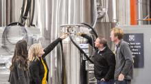 IMAGES: Breweries are turning carbon dioxide into liquid gold