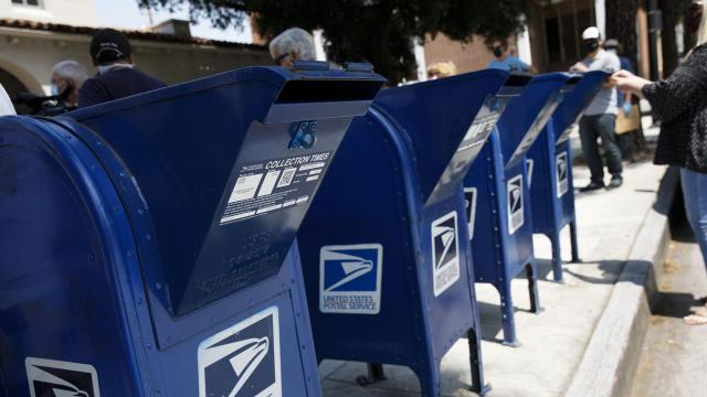 The Postal Service may need a bailout. But it's actually making tons of cash