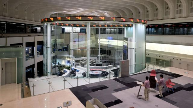 Japan's Tokyo Stock Exchange suffers its worst outage ever