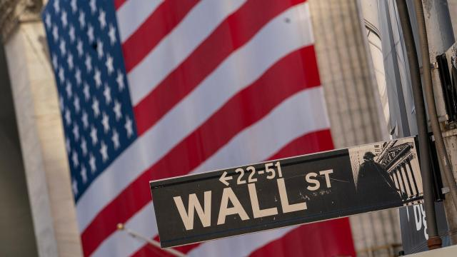 Stocks slide on news of Trump's positive Covid-19 test