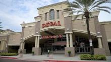 IMAGES: Regal and Cineworld cinemas are shutting down across the US and UK