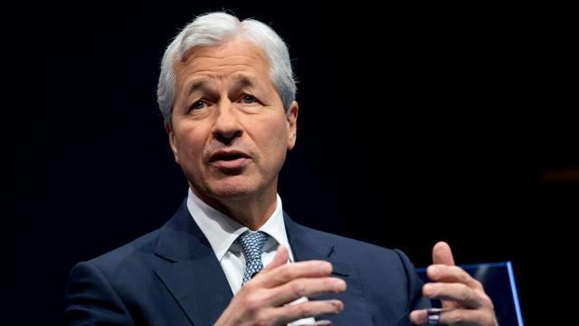 Jamie Dimon is urging a peaceful transfer of power. Here's why