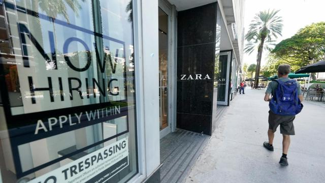 America added 638,000 jobs but is still down 10 million since the pandemic started