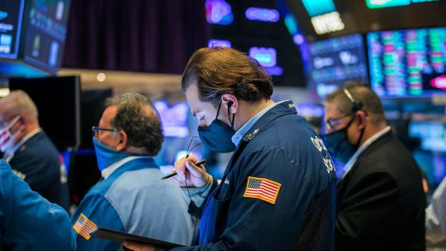 Dow approaches 30,000 after Moderna says vaccine is 94.5% effective