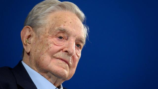 George Soros has stake in Palantir but already plans to sell it