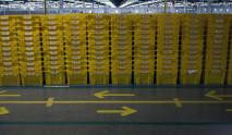IMAGES: Pushed by Pandemic, Amazon Goes on a Hiring Spree Without Equal