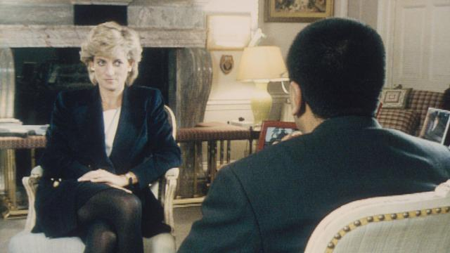Controversial Princess Diana interview from 1995 is under investigation again